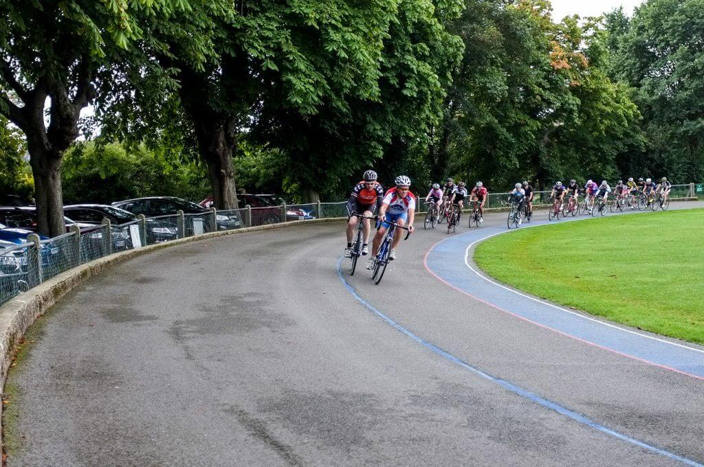 Preston Park track