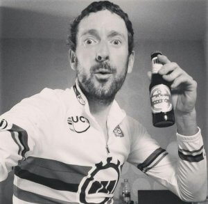 Cyclists will drink beer at the BMCC Big Bash