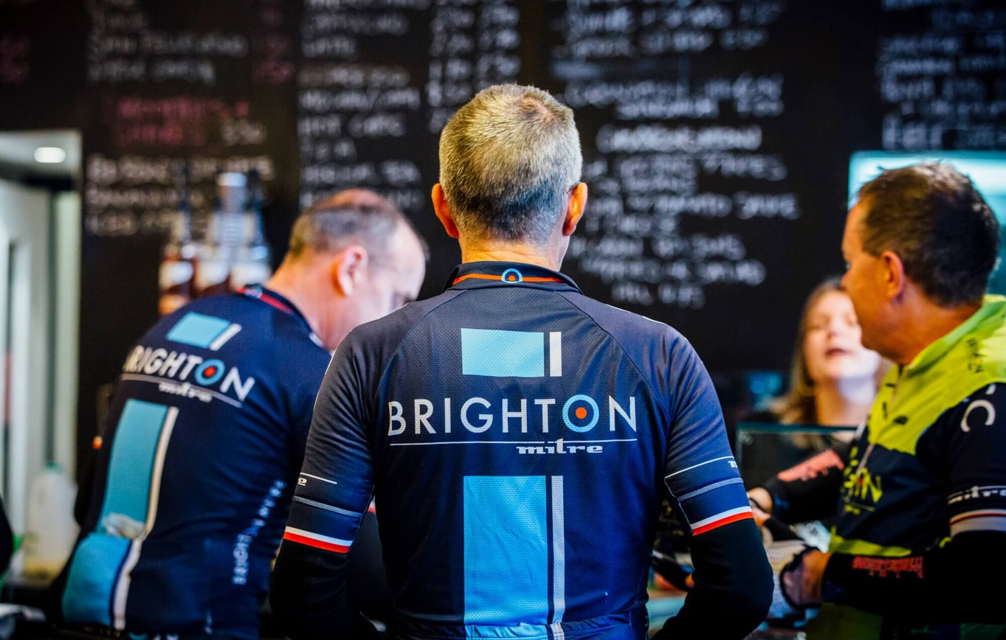 Brighton Mitre Cycling Club
